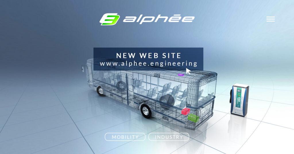 Nouveau site Alphée